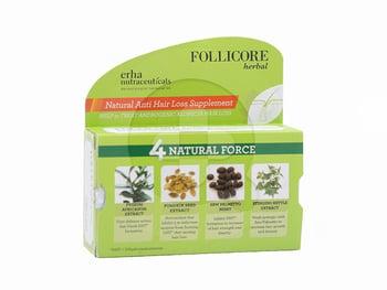 erha Follicore Herbal 60 caps harga terbaik 388900