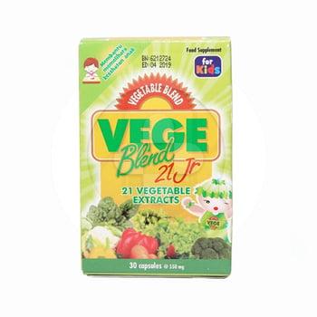 Vegeblend 21 Junior Kapsul  harga terbaik 120101
