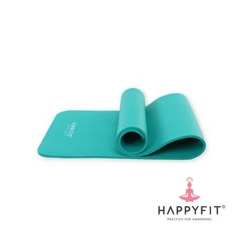 Happyfit Yogamat NBR Polos 10 mm Tosca + Strap harga terbaik 260000