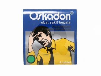 Oskadon Tablet  harga terbaik 1856