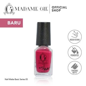 Madame Gie Nail Matte 05 Dalla harga terbaik 7200