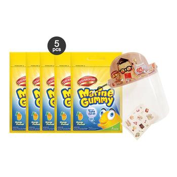 Paket Cerebrofort Gummy Mango X Big Bear harga terbaik