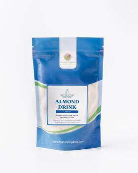 Francis Organic Almond Drink/Susu Almond Bubuk - Original 150 g harga terbaik 35000