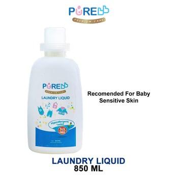 Pure Baby Laundry Liquid 850 ml harga terbaik 51312