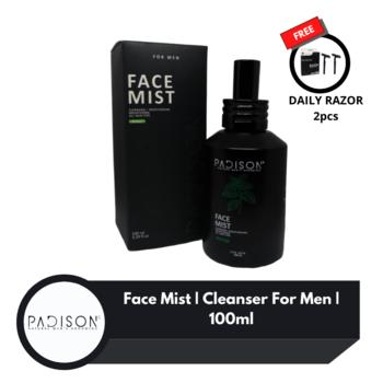Padison Face Mist Facial Spray 100 mL - Free Daily Razor harga terbaik 81900