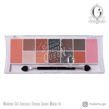 Madame Gie Eyeshadow Sensuous Drama Queen 10 harga terbaik 24000