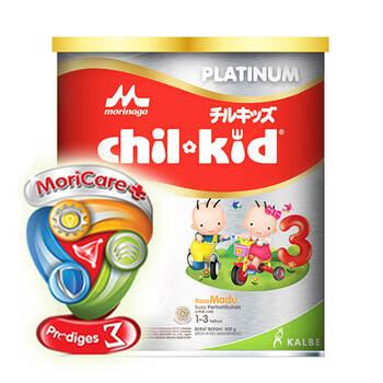 Morinaga Chil Kid Platinum Moricare+ Honey