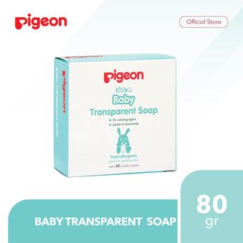 Pigeon Baby Transparant Soap 80 g harga terbaik 33000