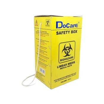 DoCare Safety Box Kapasitas 5 Liter harga terbaik 493500