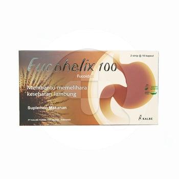 Fucohelix Kapsul 100 mg  harga terbaik 148526