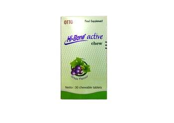Hi-Bone Active Chew Grape Tablet  harga terbaik