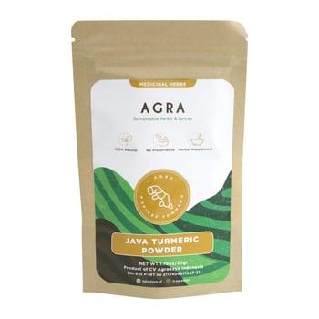 Agradaya - Java Turmeric Powder 50 g harga terbaik