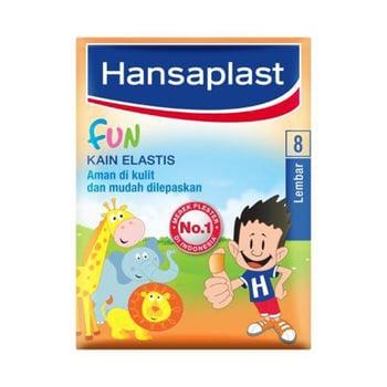 Hansaplast Fun 8's harga terbaik 2500
