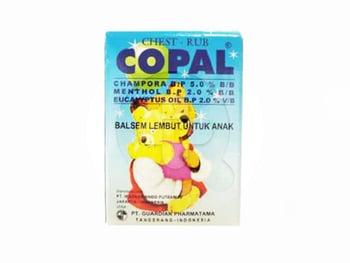 Copal Chest Balsem Anak 36 g harga terbaik 20015