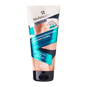 Nivelazione Turbo Slim Anti-Cellulite Body Scrub & Mask 200 ml harga terbaik 267500
