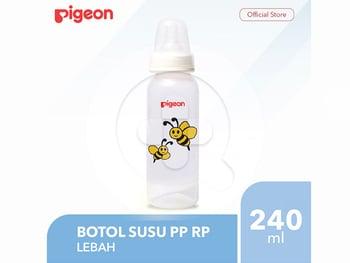 Pigeon Botol Susu PP RP 240 mL - Lebah harga terbaik 46000
