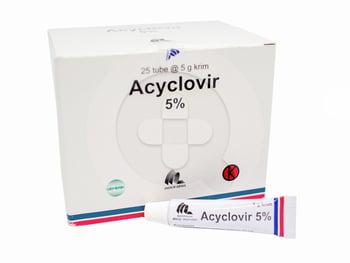 Acyclovir Kimia Farma Krim 5 g harga terbaik 5154