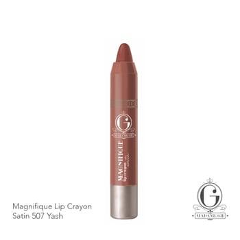 Madame Gie Magnifique Lip Crayon Satin 507 harga terbaik 23300