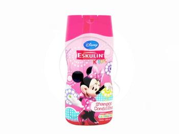 Eskulin Kids Shampoo & Conditioner Minnie Mouse 200 ml harga terbaik 16813