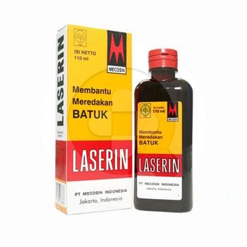 Laserin Sirup 110 mL harga terbaik 15516