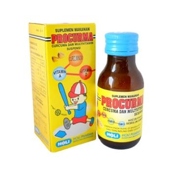 Procurma Plus Suspensi 60 ml harga terbaik