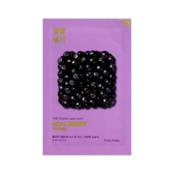Holika Holika Pure Essence Mask Sheet - Acai Berry harga terbaik 22000