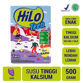 HiLo Teen Taro 500 g harga terbaik 88400