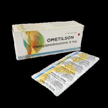 Ometilson tablet adalah obat untuk mengatasi saluran pernafasan dan penyakit kolagen