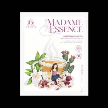 Madame Gie Essence Blanket Mask White Tea harga terbaik 12500