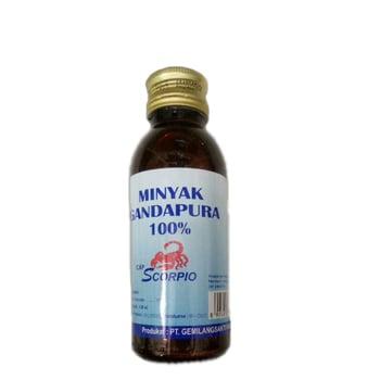 Minyak Gandapura Scorpio 100 ml harga terbaik