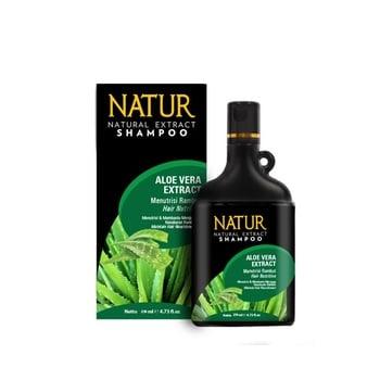 Shampo Natur untuk Rambut Rontok