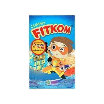 Fitkom Gummy Multivitamin  harga terbaik 25500