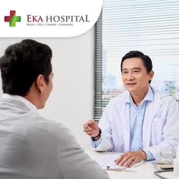 Medical Check Up (MCU) Gold Pria di Eka Hospital, BSD, Tangerang Selatan