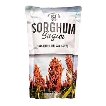 Tambiyaku Sorghum Brown Sugar Powder 500 g harga terbaik 35000