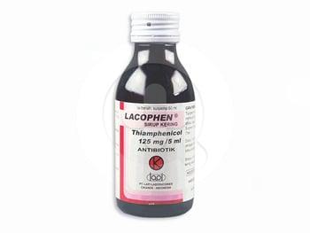 Lacophen sirup adalah obat untuk mengatasi berbagai masalah infeksi