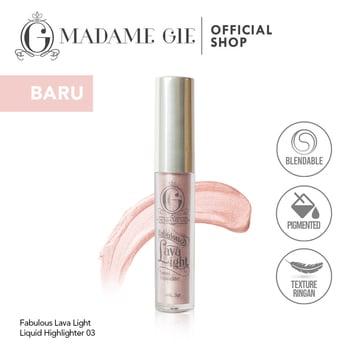 Madame Gie Fabulous Lava Light Lava Light 03 harga terbaik