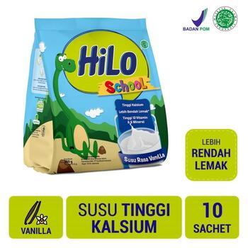 HiLo School Gusset Vanilla  harga terbaik 50100