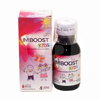Imboost Kids Sirup 60 mL harga terbaik 32527