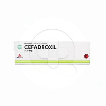 Cefadroxil OGB Dexa Medica Kapsul 500 mg  harga terbaik 10534