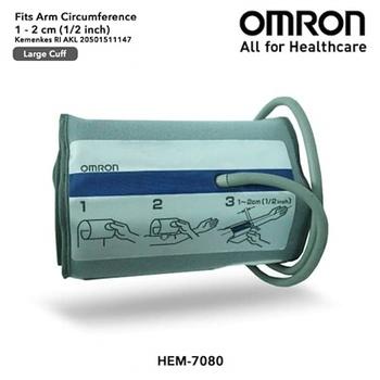 Omron Upper Arm Blood Pressure Monitor Fit Cuff  harga terbaik 342800