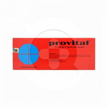 Provital Tablet  harga terbaik 32727