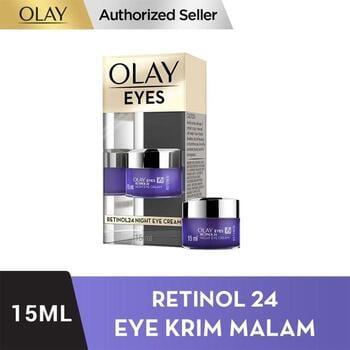 Olay Regenerist Retinol 24 Night Eye Cream 15 ml harga terbaik 299000