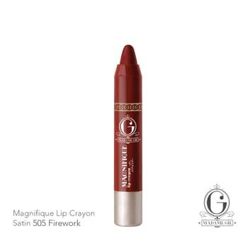 Madame Gie Magnifique Lip Crayon Satin 505 harga terbaik 23300