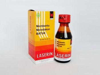 Laserin Madu Sirup 60 mL