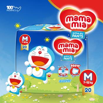 Mamamia Baby Diapers Pants M20 harga terbaik 31300