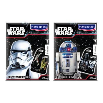 BUY 1 GET 1 Hansaplast Star Wars 7's harga terbaik 8500
