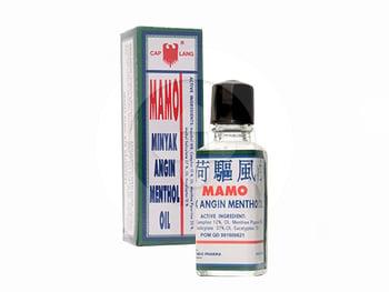 Mamo Minyak Angin 10 ml harga terbaik 11686