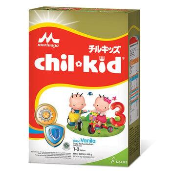 Morinaga Chil Kid Gold Vanilla 400 g