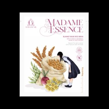 Madame Gie Essence Blanket Mask Rice Bran harga terbaik 12500