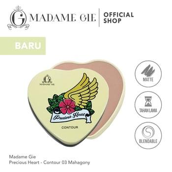 Madame Gie Precious Heart Contour 03 - Mahogany  harga terbaik 25000